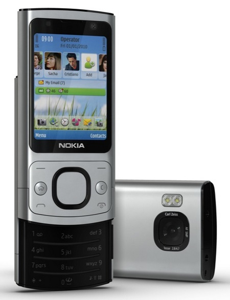 Nokia 6700 Slider SmartPhone Features, Specifications ...