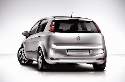 2011 Fiat Punto Evo Photos