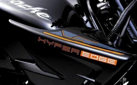 TVS Apache RTR 160 Hyper Edge