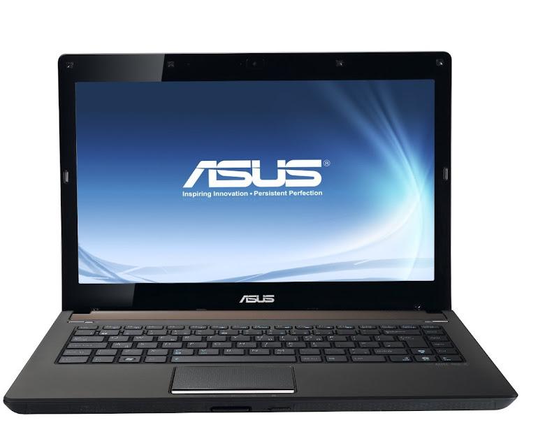 ASUS N82 Notebook specs