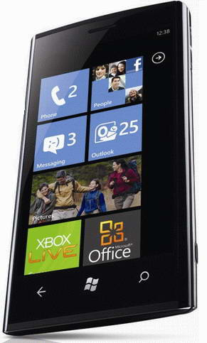 Dell Venue Pro Windows Phone 7 Smartphone Specifications, features, reviews, prices