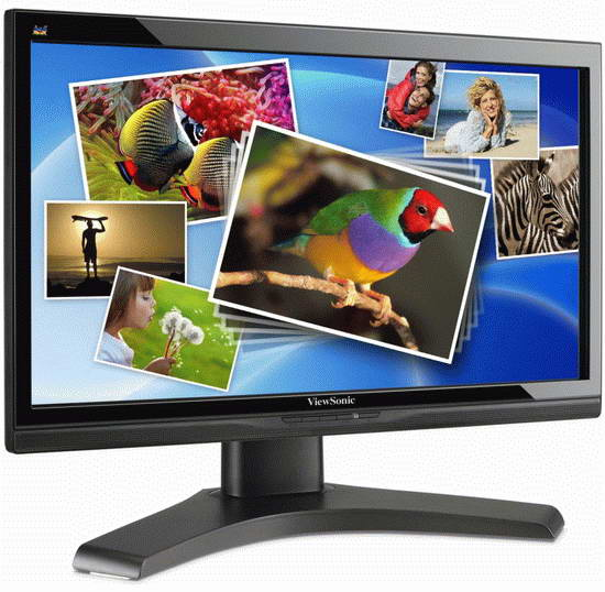 ViewSonic VX2258wm Multitouch LCD Monitor