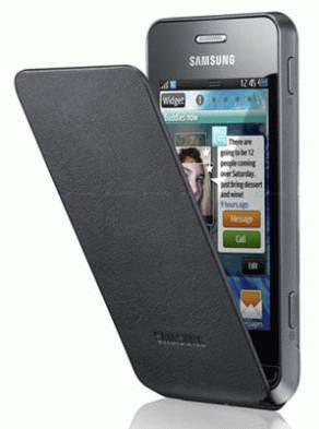 Samsung Wave 723 Bada Phone