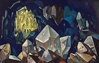 El Código Roerich y la Piedra de Chintamani (movido relación pax esferas y BSP)- PARRAVICINI Y LOS 3 CÍRCULOS Most+Sacred