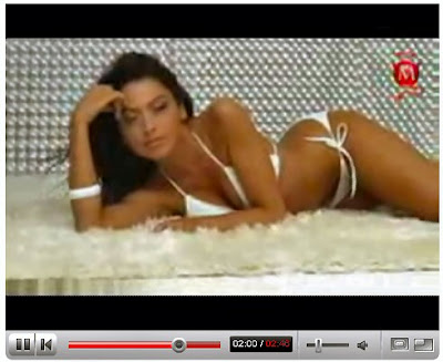 Hadise Maxim dergisi çekimlerinin videosu