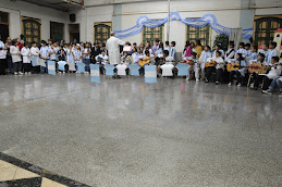 Coro y Banda Escuela 17 D.E. 8