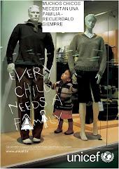 CHICOS SIN FAMILIA