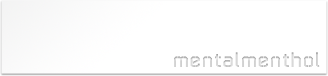 MENTALMENTHOL