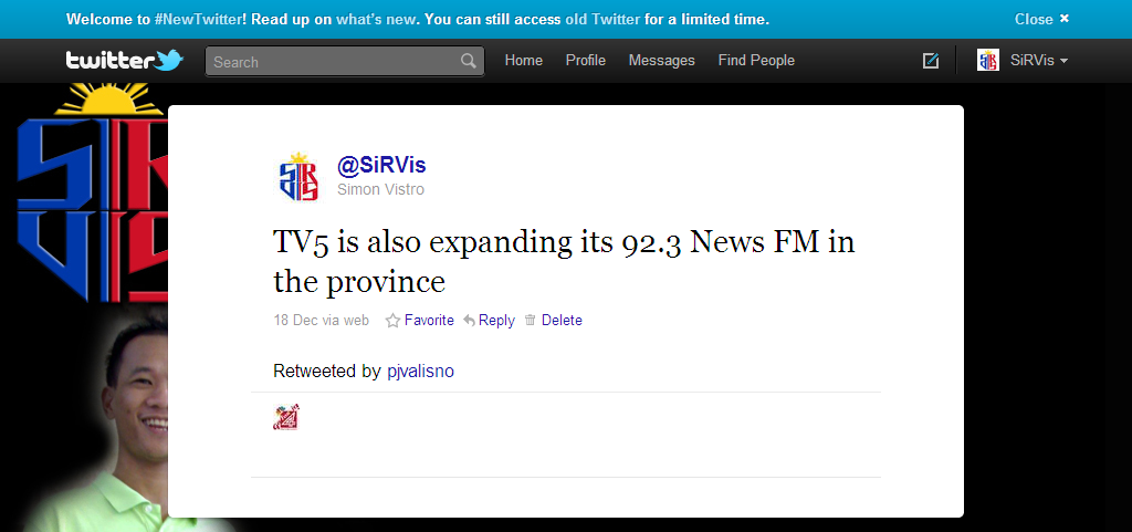 TV5 is also expanding its 92.3 News FM in the province
