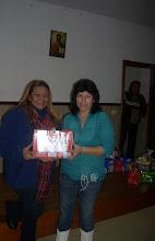 Chocolatada  y regalos