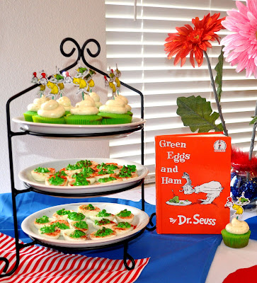 Marvelous Hereu0027s My Green Eggs And Green Cupcakes For The Green Eggs And Ham Displayu2026