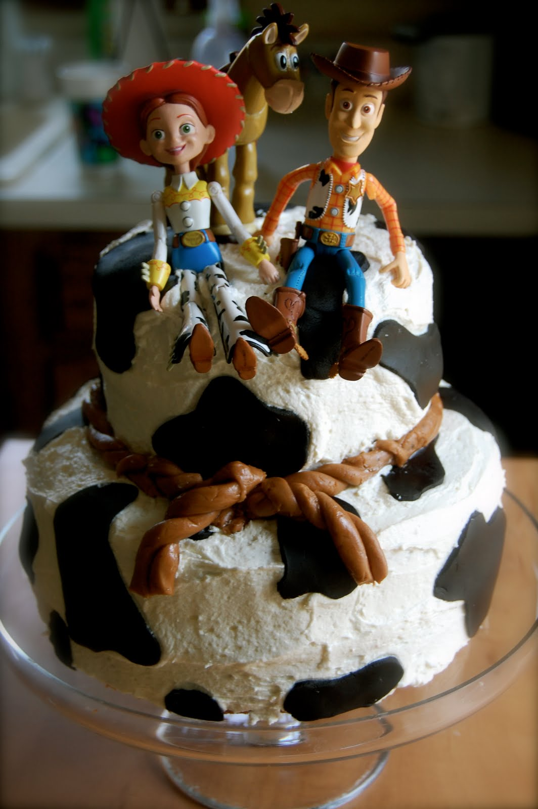 Toy Story Birthday Party : Kara s party ideas toy story birthday jessie and