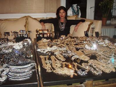 M J Savitt Accessories | BLUEFLY up to 70% off designer brands