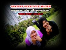 Contest Senyuman Maneh