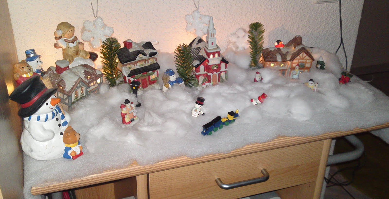 Merrylou s n htr ume november 2010 - Weihnachtsdeko wohnung ...