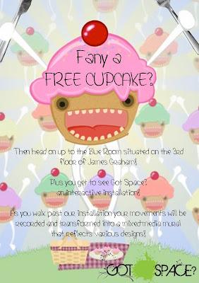 cupcake flyers