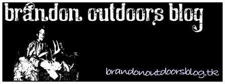 Brandon Outdoors Blog