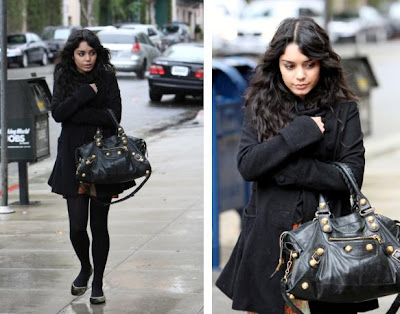 Vanessa Hudgens. It's rare that I like what she has on, but this outfit is