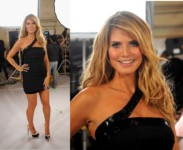 heidi klum hair color. wallpaper Heidi Klum Hair