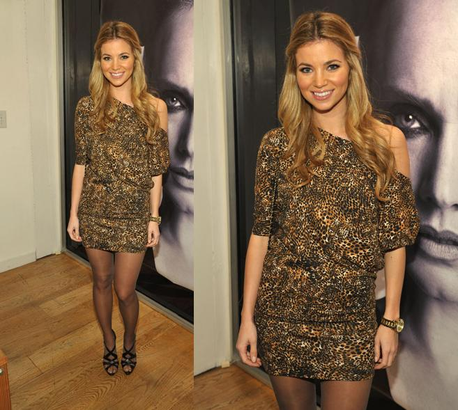 amber lancaster measurements