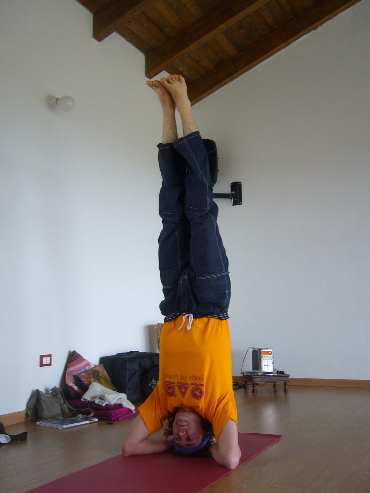 Parliamo di posizioni yoga a torino