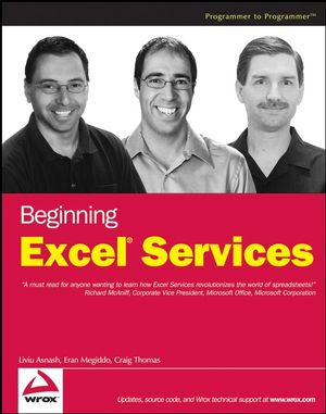 Beginning Excel Services (With Source Code)