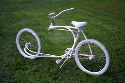WOow! Sepeda Ini Unik banget,Gak Ada Garpunya