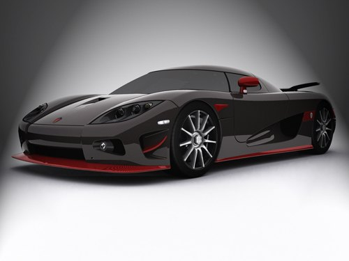 Exotic and Luxury Cars: Exotic cars