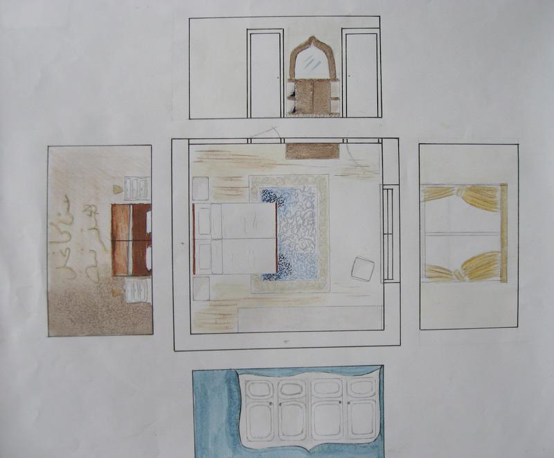 Arabische Inrichting Slaapkamer : Slaapkamer arabische stijl consenza ...