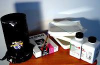 pinhole camera materials