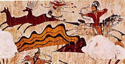 Goguryeo tomb mural
