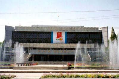 Vahdat palace