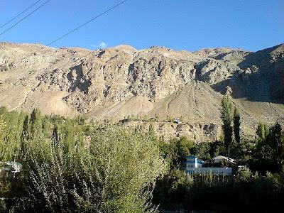 Khorog scenery