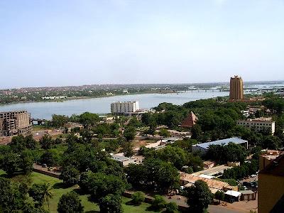 view of Bamako