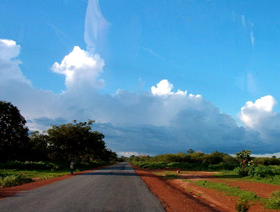 Guinea-Bissau scenery