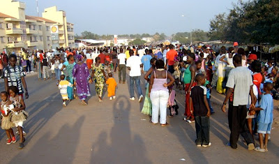 Bissau carnival