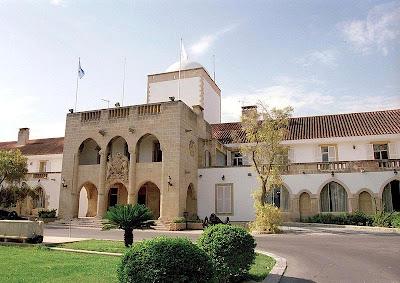 Nicosia presidential palace