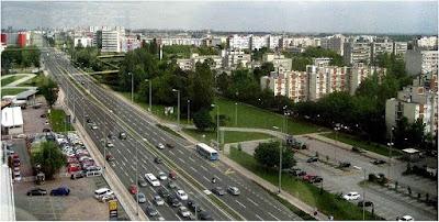 Zagrebacka Avenue, Zagreb