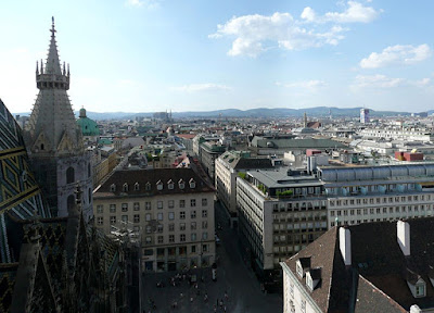 Vienna, Capital city of Austria