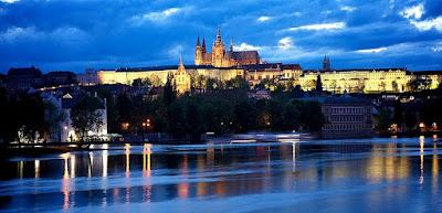 Prague capital