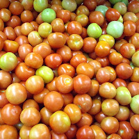 Tomato -  good vegetables sources of vitamin C