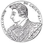 Portrait von de Caus