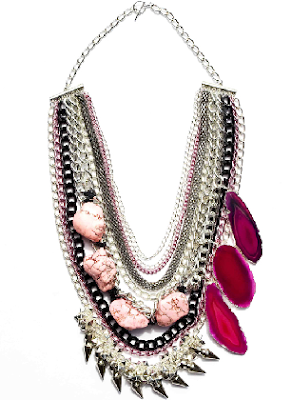 7 Necklaces To Make You a Glam Rock Gem
