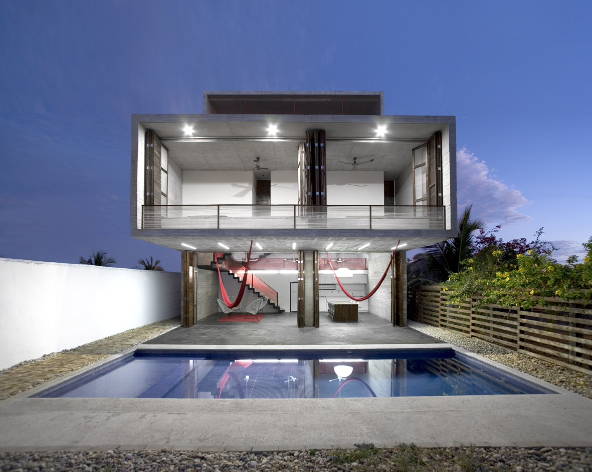 Lo arquitect nico casas de playa for Best home interior designs in the world