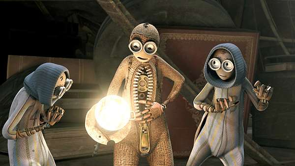 From The Short Film Of Same Name And Produced By Tim Burton Who Knows A Thing Or Too About Creepy Unconventional Animated Films Comes 9