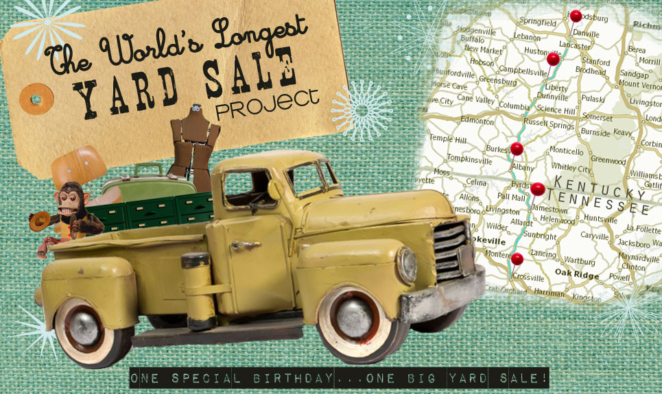 World's Longest Yard Sale Project