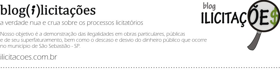 Blog Ilicitações [www.ilicitacoes.com.br]