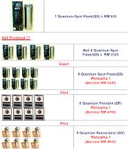 Promosi Quantum Sport Flask