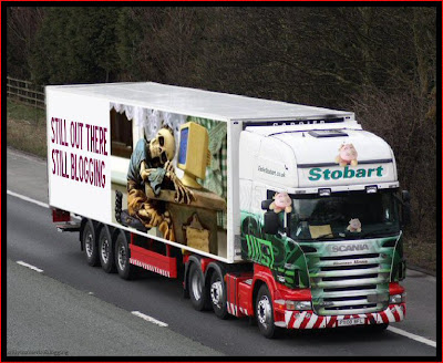 Official Find Madeleine FB page takes over the Eddie Stobart page Blogging