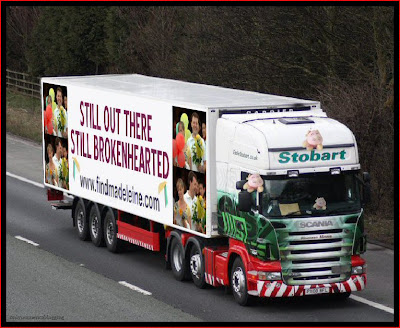 Official Find Madeleine FB page takes over the Eddie Stobart page Brokenhearted